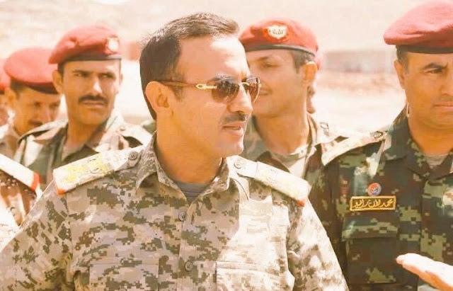 احمد علي عبدالله صالح يعلن اعترافه بالشرعية واستعداده لقتال الحوثيين.. لكن بشرط واحد!
