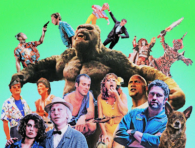 Chow Yun-Fat, Conan Lee, Wolfgang Fierek, Cleo Kretschmer, Dwayne The Rock Johnson, Gerard Butler, Little Bear