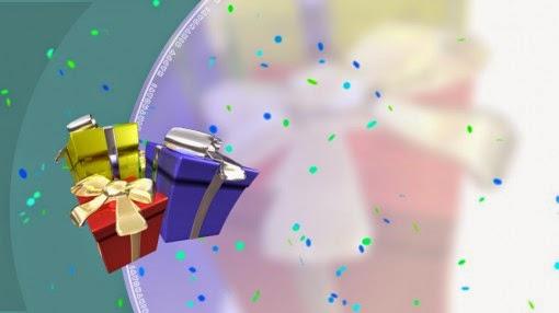 retrospectiva animada vídeo intro aniversário