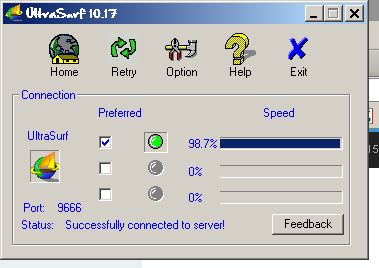 Download ultrasurf