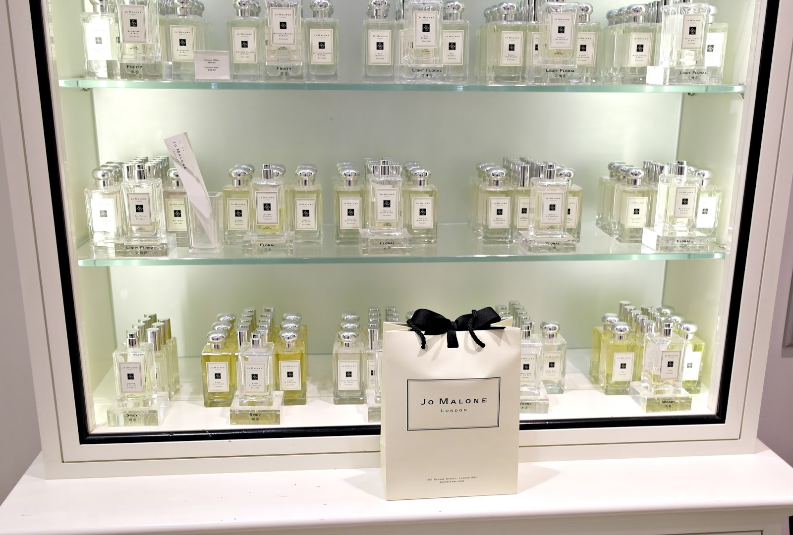 what happened in New York, jo malone, heathroe, duty free