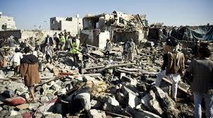 الحوثيين يطلقون صاروخ على جازان...وقوات التحالف ترد