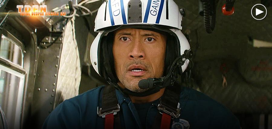 Dwayne Johnson se luptă cu un cutremur devastator în primul trailer al filmului San Andreas