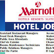 Fresh Jobs in Marriot Hotel Doha Qatar - Recruitment 2019