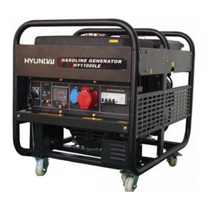 Máy phát điện Hyundai xăng HY11000LE-3