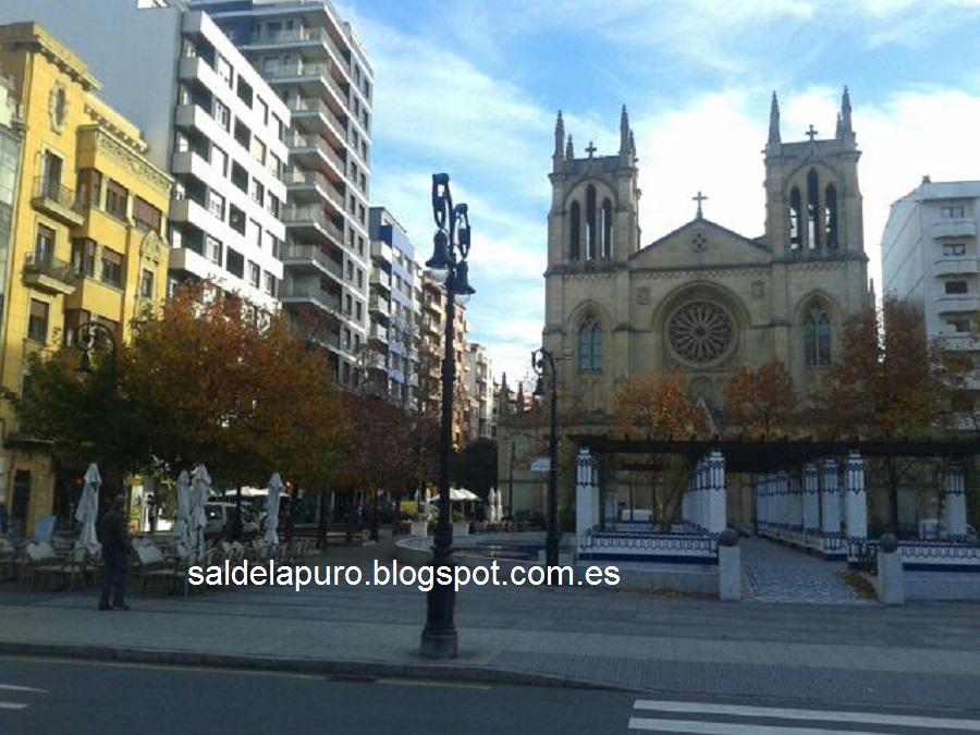 iglesia-san-lorenzo-otoño-gijon