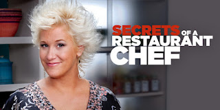 Anne Burrell Secrets of a Restaurant Chef