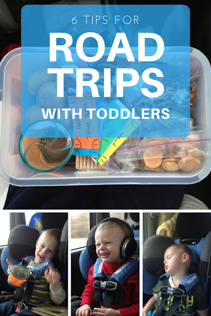 All the essentials for taking a long road trip with babies and toddlers
