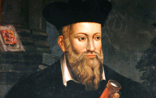 This Will Shock You! Check Out Nostradamus' Predictions For 2017!