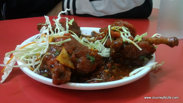 Chicken lollypop Pakko Chinese & Restaurant/Caterers Pune camp