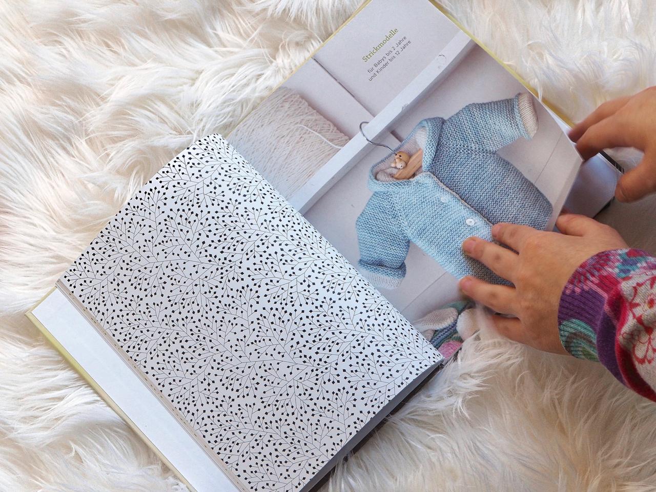 Strickbuch: Stricken für Jungen &  Mädchen