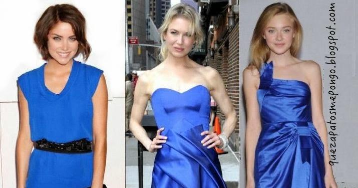 cf5d61d78 QUE ZAPATOS ME PONGO CON UN VESTIDO AZUL - Combinar zapatos - What kind of  shoes should i wear with a blue dress  - Che scarpe mi metto con un vestito  blu