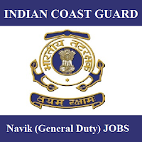 Indian Coast Guard, Ministry of defence, freejobalert, Sarkari Naukri, Indian Coast Guard Answer Key, Answer Key, indian coast guard logo