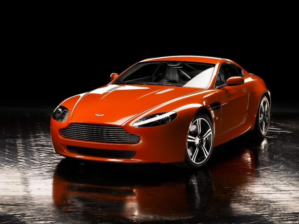 2007 Aston Martin Vantage Reviews