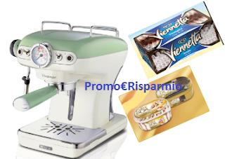 Logo Concorso ''It's your time, Coffee time'': vinci 49 macchine caffè Ariete