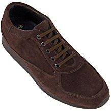 Masaltos Zapatos de Hombre con Alzas Que Aumentan Altura Hasta 7 cm. Fabricados EN Piel. Modelo Matera