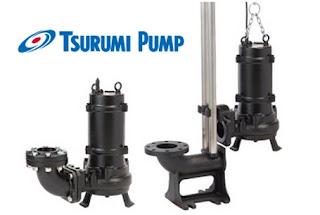 Khám phá ưu điểm dòng máy bơm chìm Tsurumi