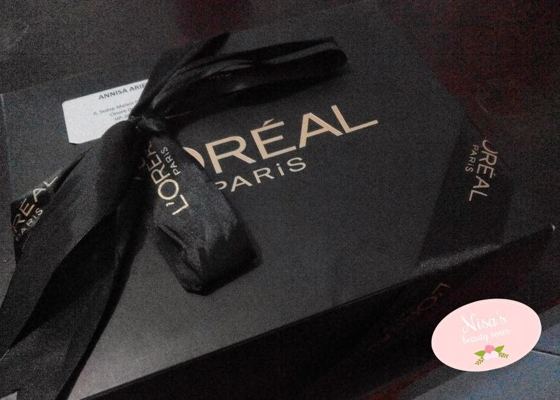 L'Oreal Paris Beauty Box October Edition