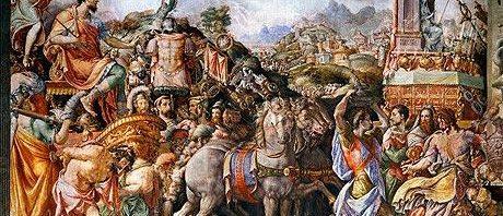 الصراع بين روما و قرطاج