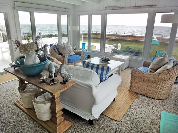 Shabby Chic Beach Design