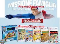 Logo Aquafresh Missione Famiglia ti regala un gioco in scatola : premio sicuro