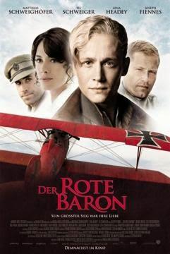 El Baron Rojo en Español Latino
