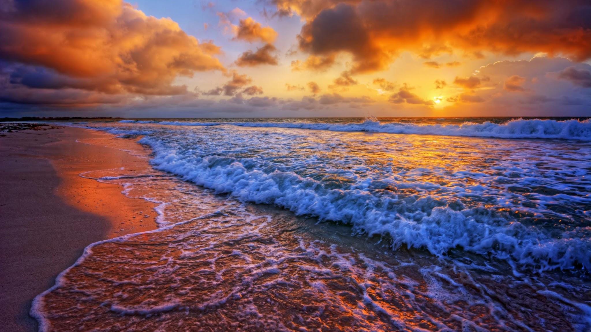beautiful sea landscape wallpaper - photo #37
