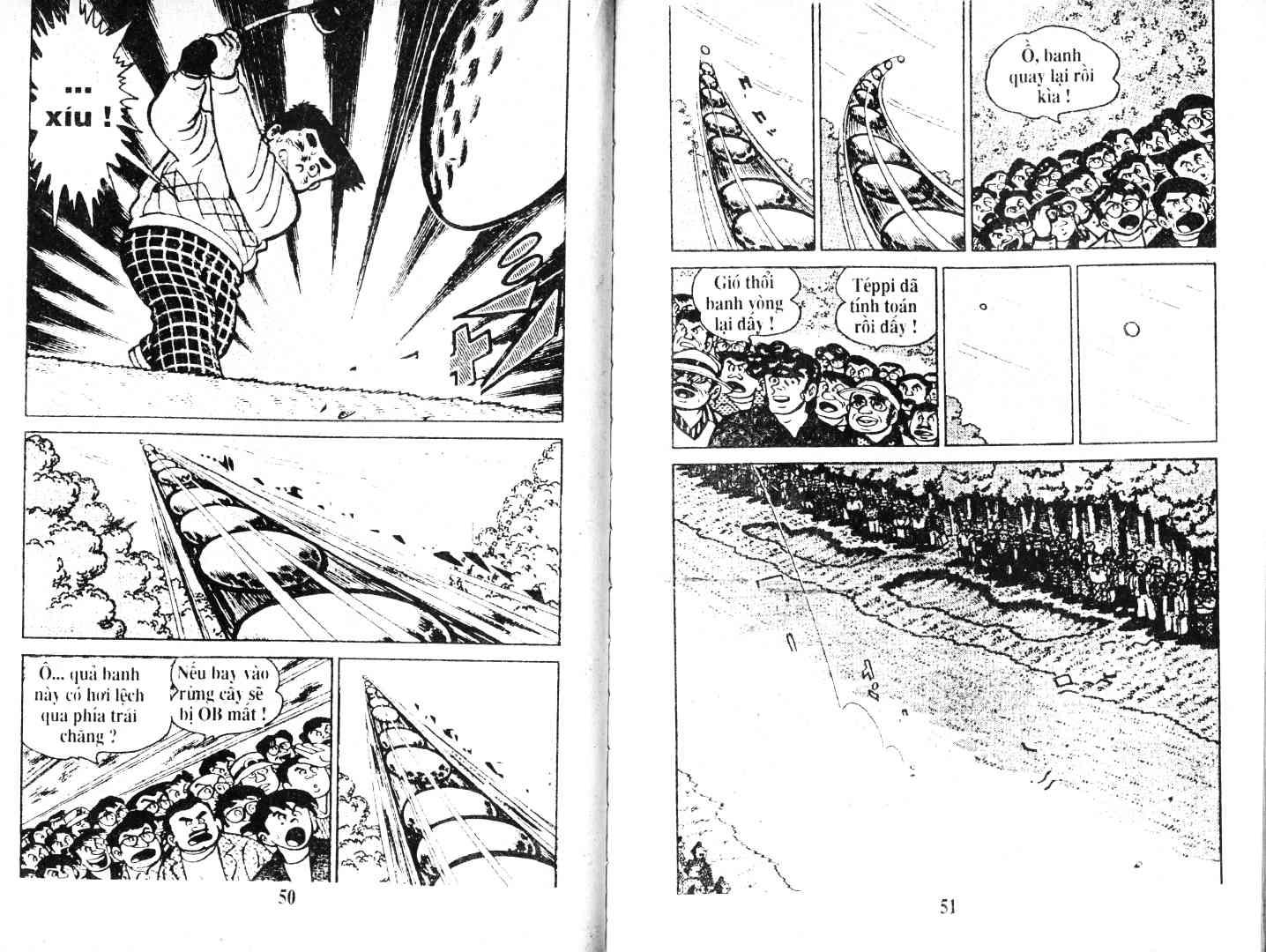 Ashita Tenki ni Naare chapter 46 trang 25