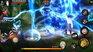 Naruto Mobile Fighter Mod Apk v1.16.9.3