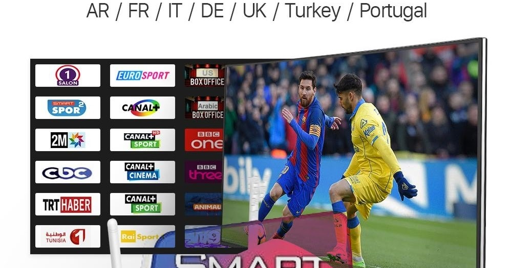 Free IPTV 23 /04 /2019 M3U Playlist - Freqode com