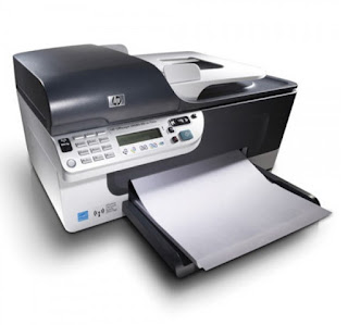 HP Officejet J4660 Drivers Download