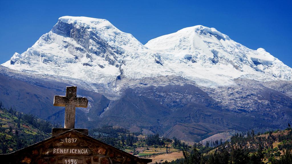 Huascaran Dağı