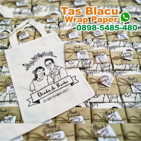 tas blacu jinjing wrap paper