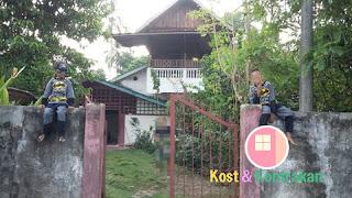 Rumah Kontrakan Lawang Tebing Tinggi Sumsel