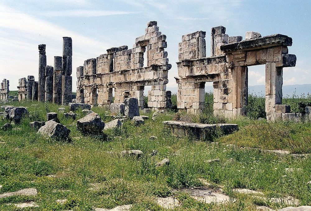 Great Colonnade at Apamea