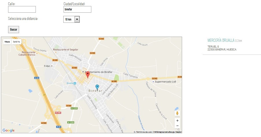 Merceria ana brualla merer a brualla reconocida como tienda oficial selene - Selene ropa interior ...