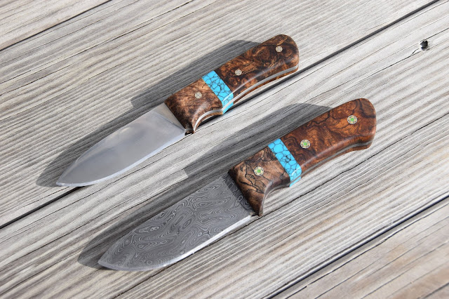 Handmade Knives And Leather Sheaths For Knives (87 Pics)