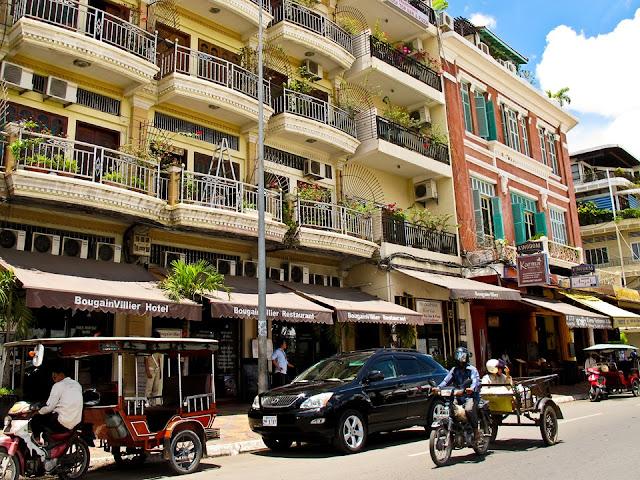 french colonization in cambodia