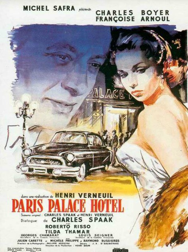 paris palace hotel