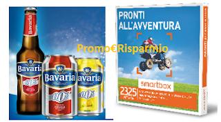 Logo Vinci con Bavaria 100 cofanetti Smartbox