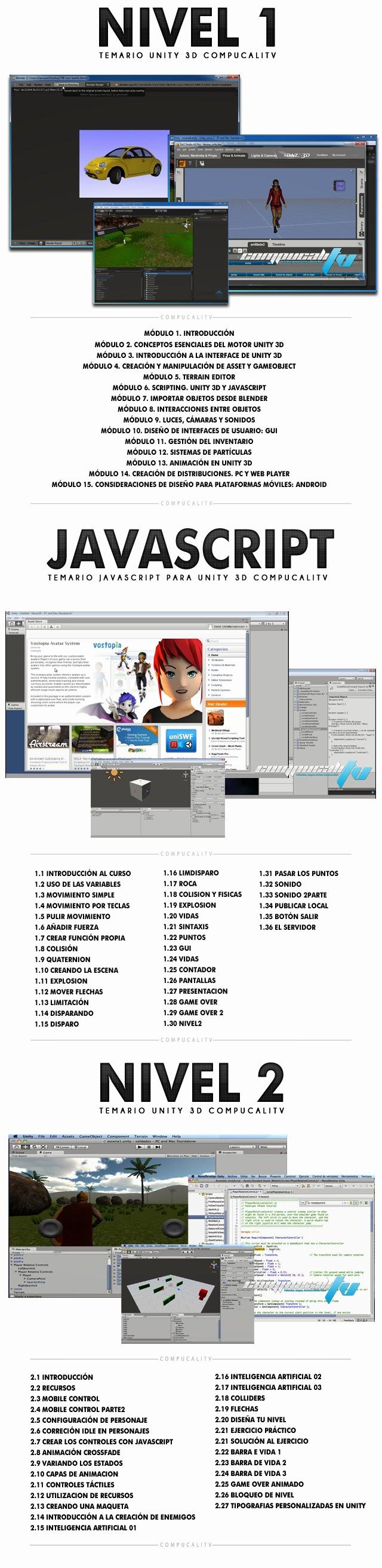 Curso PixelPro Aprender a Crear un VideoJuego Unity 3D