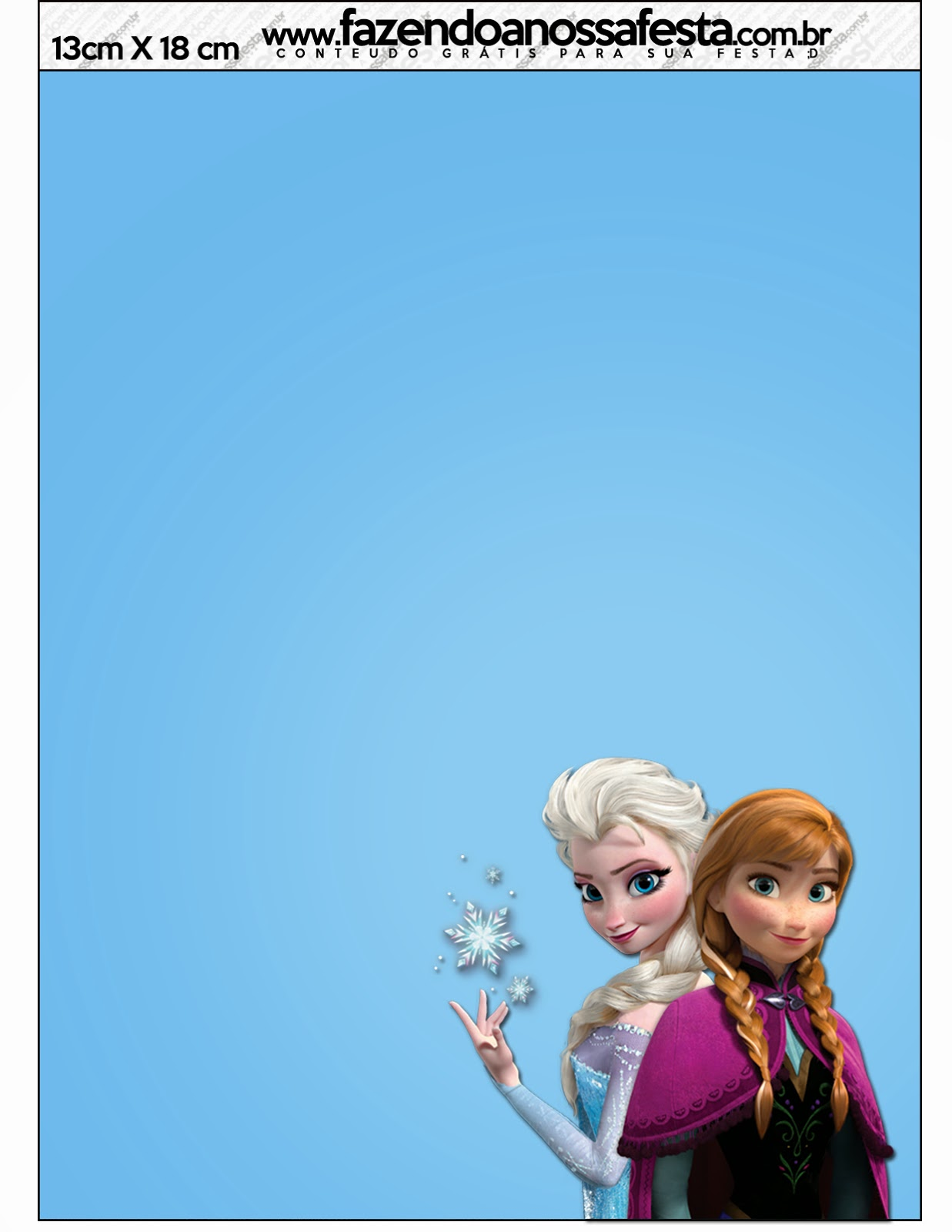 photo regarding Frozen Printable Invitations referred to as Frozen: Free of charge Printable Playing cards or Social gathering Invites. - Oh My