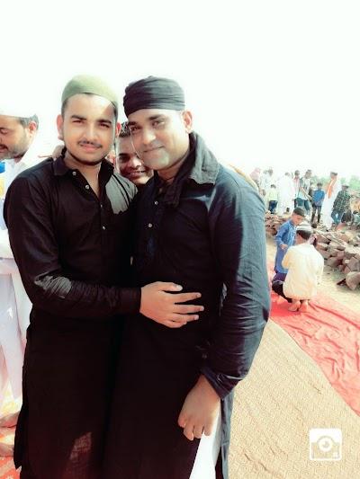 हिन्दू-मुस्लिम भाईयों ने हर्षोल्लास से मनाये त्यौहार