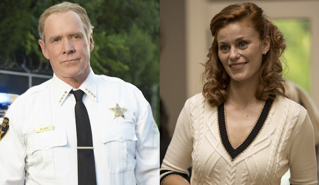 Will Patton e Cassidy Freeman