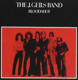 J. Geils Band's Bloodshot