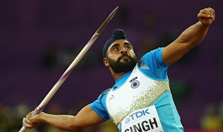 Spotlight : Davinder Kang created history after reaching javelin throw finals
