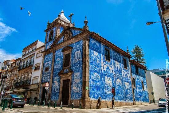A Capela das Almas em Porto | Portugal