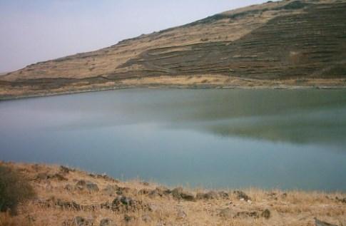 بهدف تأمين مياه الشرب,سدات مائية في السويداء بقيمة ٧٠٠ مليون ليرة.