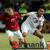 Indonesia Keluar Lapangan dengan Skor 1-0