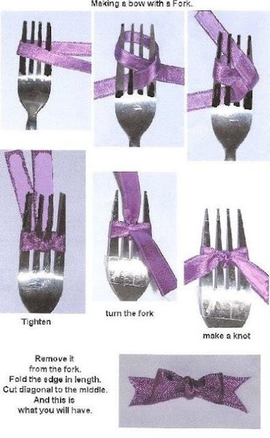 bow template, Bows, Ribbons,